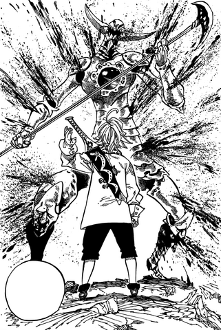 File:Meliodas slashing Galand.png