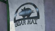 Boar Hat's Logo