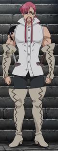 Cusack Anime Full Appearance