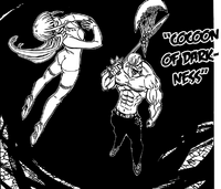 Melascula vs Escanor