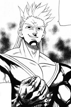 Bellion manga