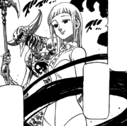Merascylla y Galan Aparecen