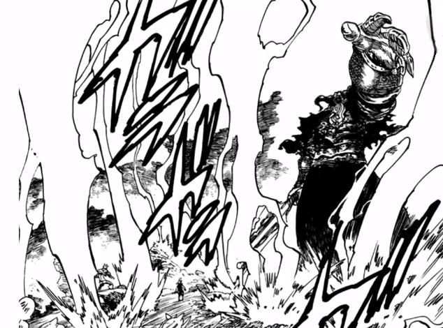Meliodas Ban Amp Wild Vs Demon King Nanatsu No Taizai