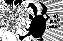 The Original Demon using Hellblaze Omega