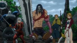 Dawn Roar Anime