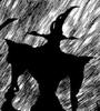 Zeldris' shadow