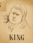 King's Wanted Poster