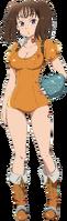 Diane anime full appearance