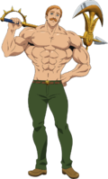 Escanor Anime Staffel 3