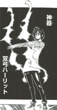 Herritt manga