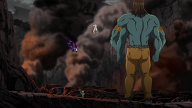 Stigma in Action Anime
