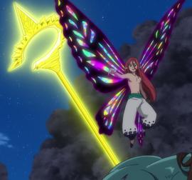 Gloxinia with Basquias anime