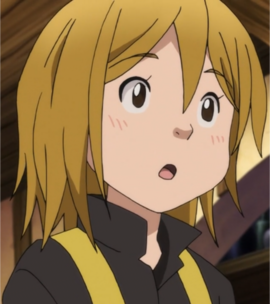 Ellen Anime