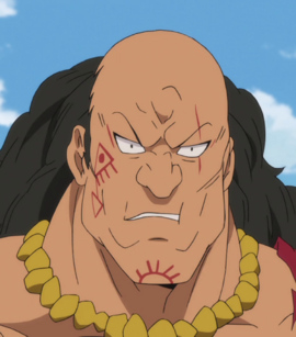 Northen Barbarian Anime Infobox