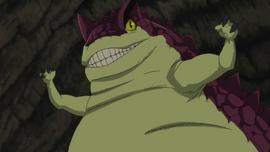 Clay Dragon Anime