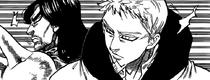 Hendrickson and Dreyfus sensing Arthur's power