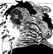 The Demon King loses his arm
