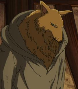 Zhivago anime (werefox)
