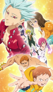 Seven Deadly Sins (S2-Ep 21)