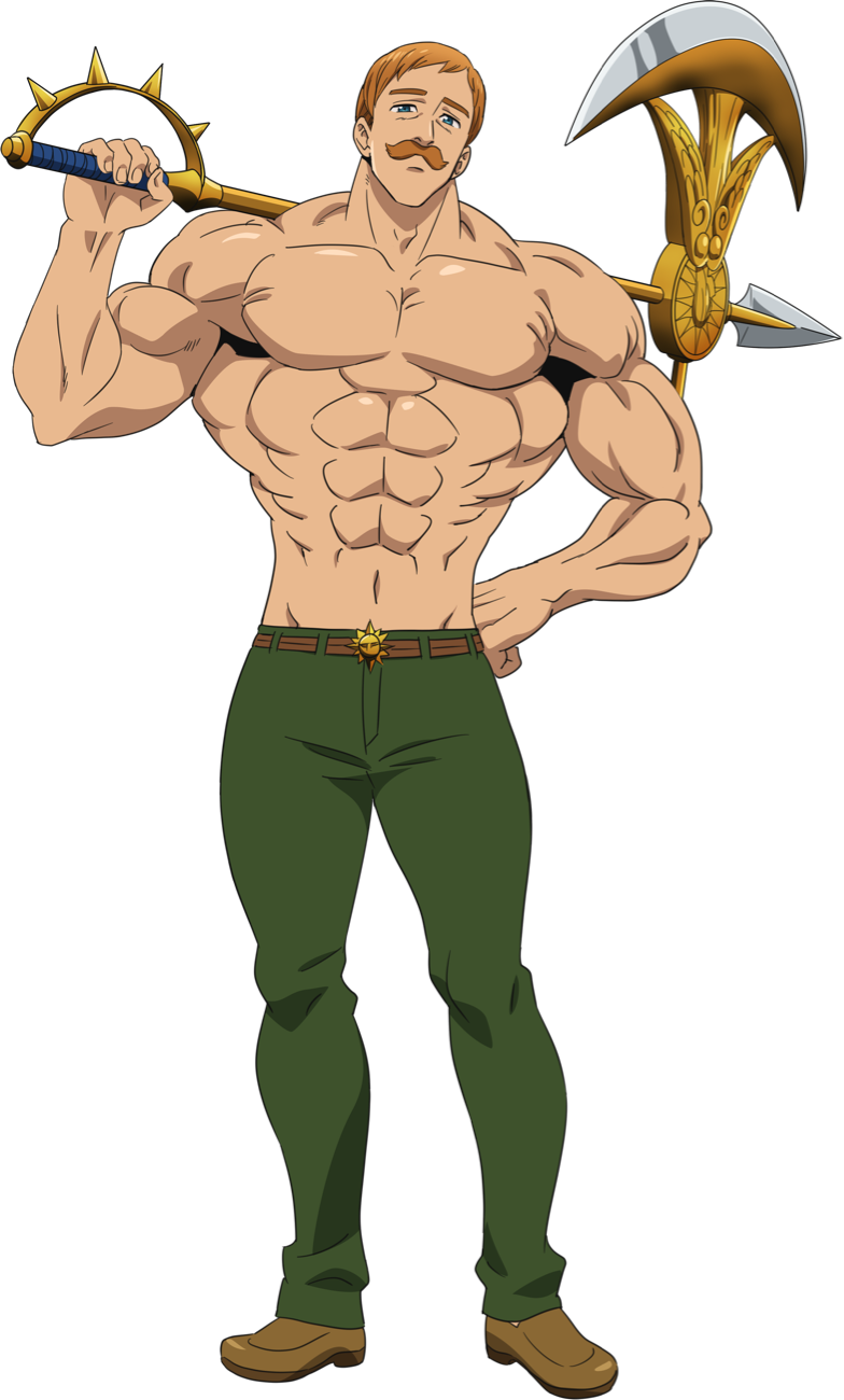 Ulica Ujedinjenja - Page 20 Escanor_Anime_Season_3_Design