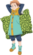 King Anime Season 3 Design