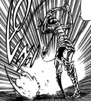 Galan batea la Roca