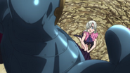 Elizabeth begs for Ruin to return her friends to normal