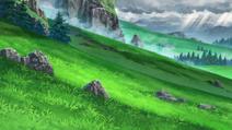 Britannia Grasslands Anime