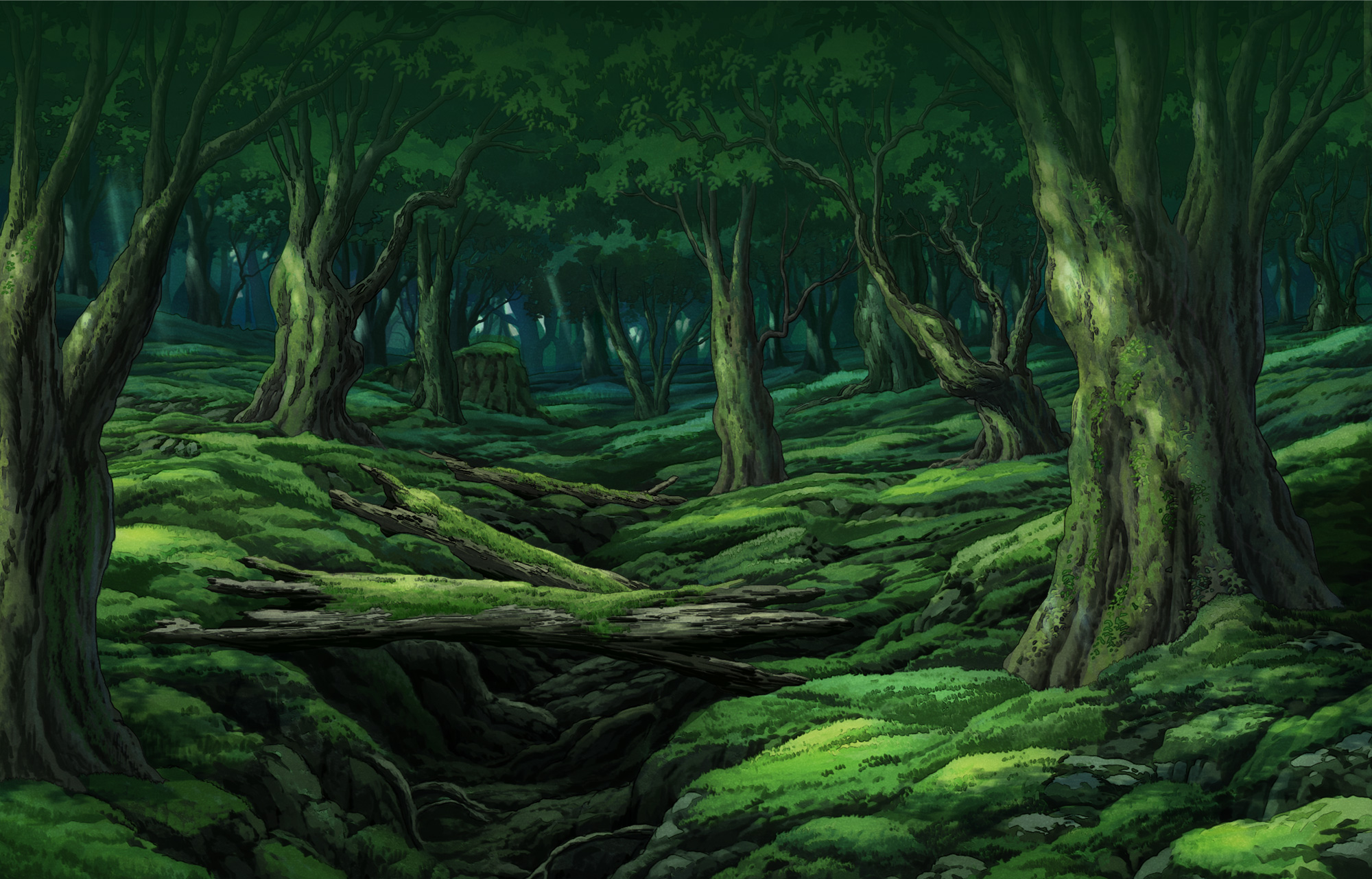 Uchiha Palata Forest_of_White_Dreams_anime