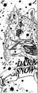 Gray Demon using Dark Snow