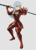 Simon anime full appearance