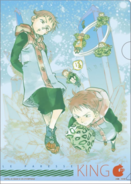 Ichiban Kuji Clear File 6