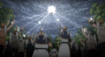 Celestials using Ark