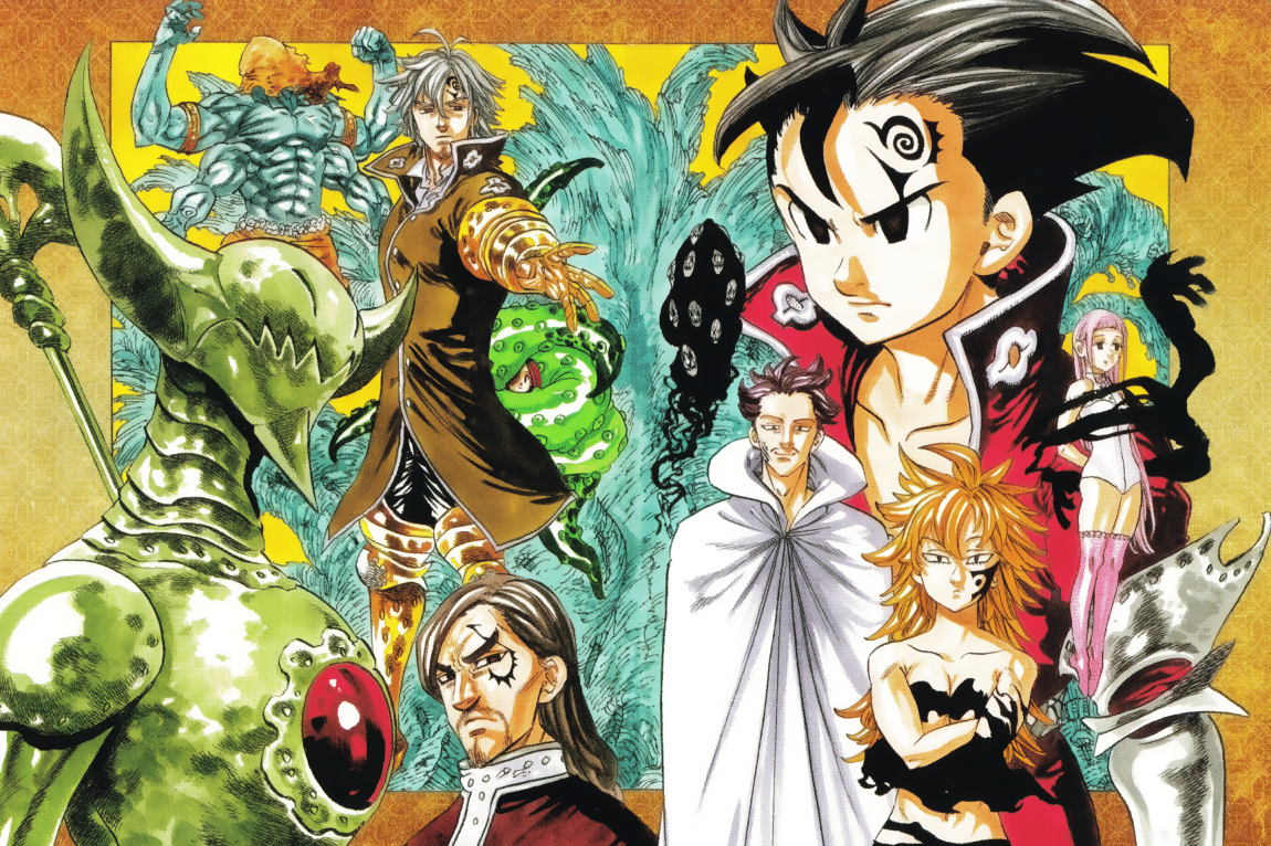 7 deadly sins anime season 3 online