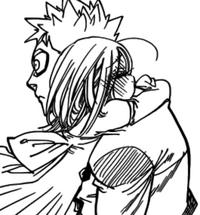 Elaine hugging Ban
