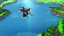 Lake Penace Anime
