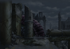 Danafor Ruins anime