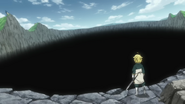 Meliodas destroying Danafor