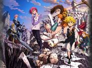 Key Visual del Anime 3