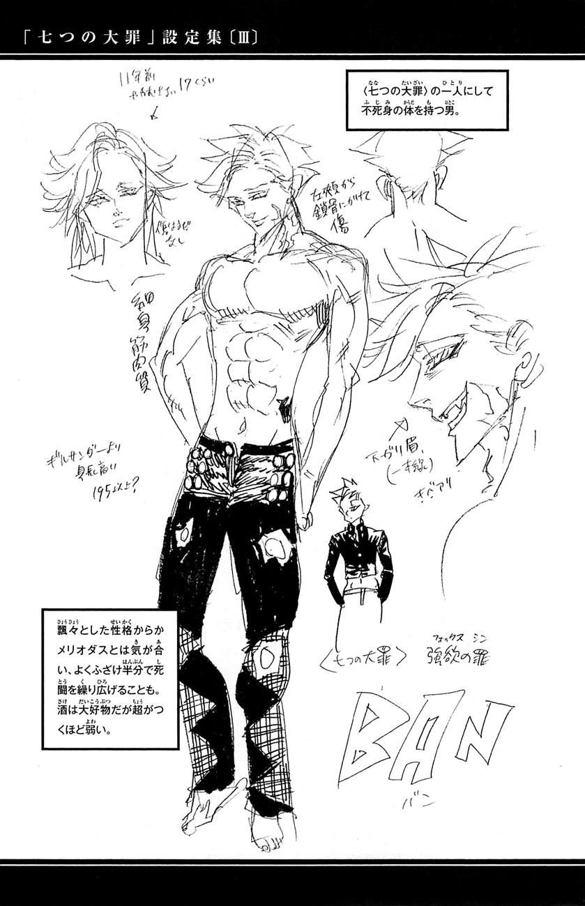 gluttony coloring pages | Ban/Image Gallery | Nanatsu no Taizai Wiki | FANDOM ...