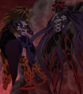 Derieri and Monspeet's Induras Anime