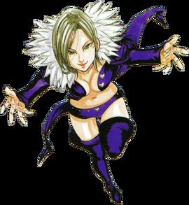 Merlin manga color