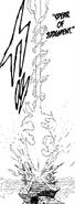 King using Sabaki no Yari