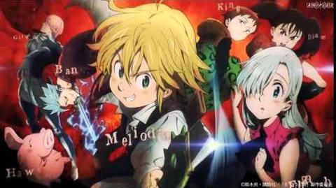 TVアニメ「七つの大罪 (Nanatsu no Taizai)」CM第1弾-0