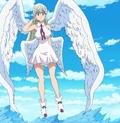 Goddess Elizabeth anime full appearance