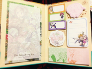 Volume 17 LE Notebook sticky stikers