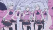 Elizabeth clones appears