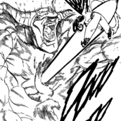 King uses Gloxinia's power against Calmadios