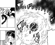 Merlin instructs Meliodas in How to defeat the Demon King