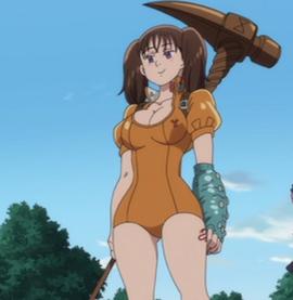 Diane Gideon Anime